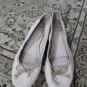 M&S Ballerinas with Bow